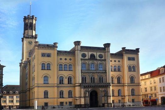 Town hall in Zittau