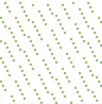 Green and white striped background  illustration