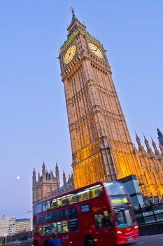 Big Ben, London, Great Britain