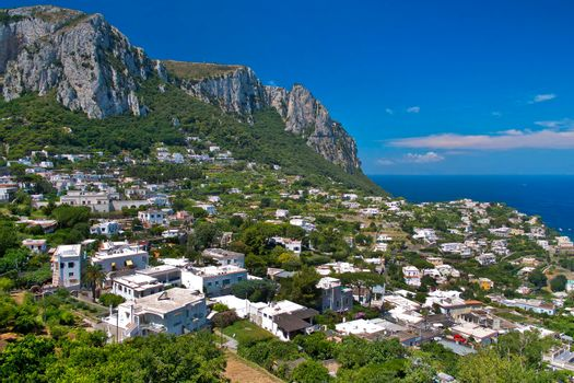 Capri, Mediterranean Sea, Italy