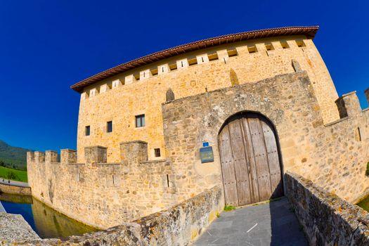 Tower-Palace of the Varona, Villanañe, Spain