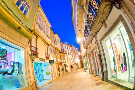 Street Scene, Lugo, Spain