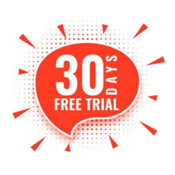 30 days free trial access background