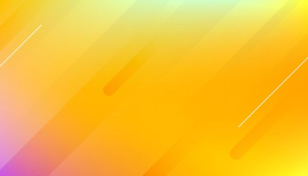 abstract yellow smooth background design