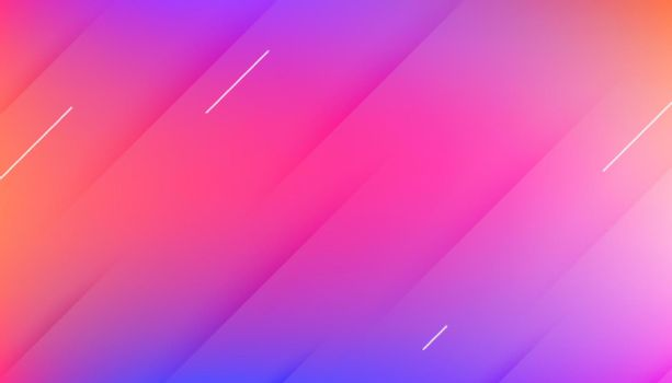 beautiful colorful gradient wallpaper design