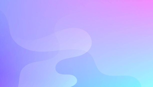 vibrant fluid gradient background with curvy shapes