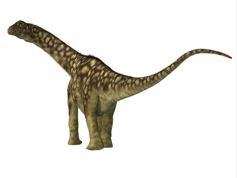 Argentinosaurus was a herbivorous sauropod dinosaur that lived in Argentina during the Cretaceous Period.