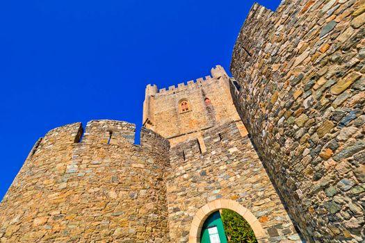 Castle of Bragança, Bragança, Portugal