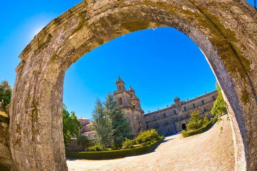 Monastery of Santa María de Oseira, San Cristóbal de Cea, Spain