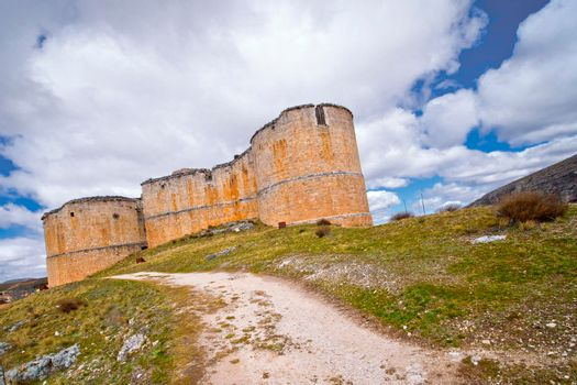 Castle of Berlanga de Duero, Berlanga de Duero, Soria, Spain
