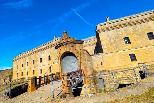 Rapitán Fort, Jaca, Spain