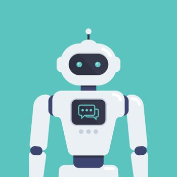 Android Robot vector illustration
