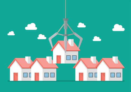 Real estate buyer choice