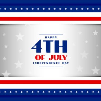 4th of july american independence day patriotic background
