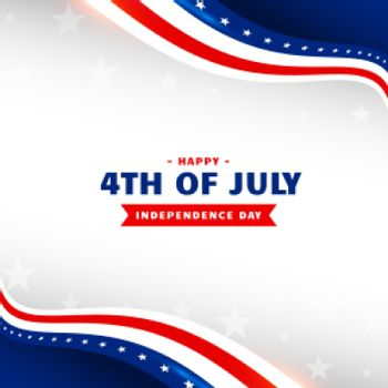 4th of july happy independece day holiday background