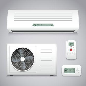Air Conditioner Set