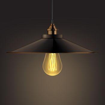 Shining chandelier lamp
