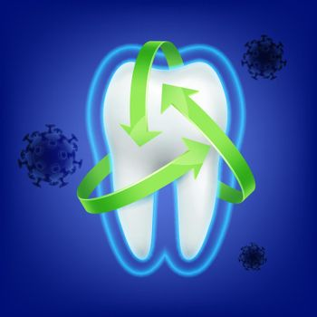 Tooth protection consept