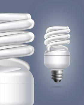 Vector fluorescent lamps