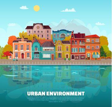 Urban Environment Background