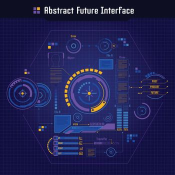 Abstract Future Interface Concept