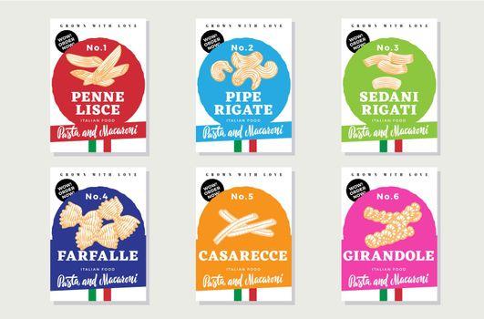 Vintage Italian Food Posters