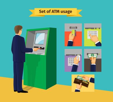 ATM machine