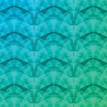 Abstract Mosaic Overlay Background
