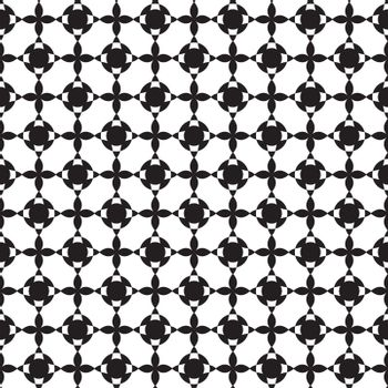 Abstract Minimalistic Graphic Design Seamless Pattern
