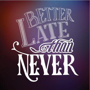 Typographic Quote Template