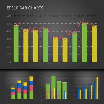 Graph bar chart