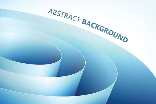 Abstract Light Template