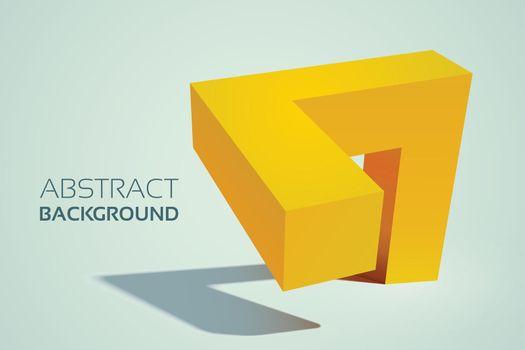 Business Geometric Concept