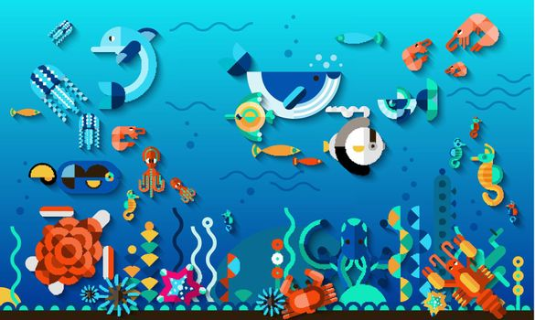 Underwater World Concept