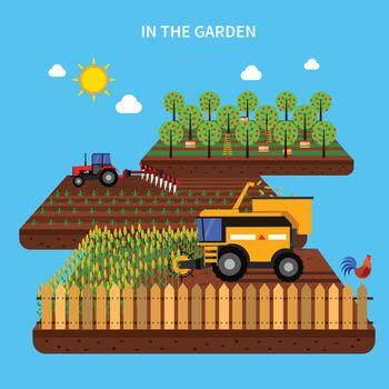 Agriculture Concept Illustration
