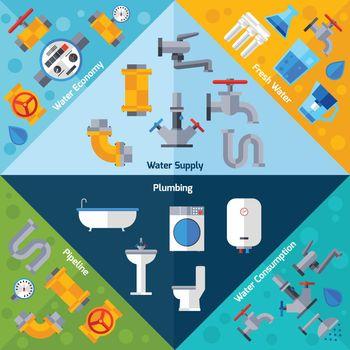 Water Supply Corners