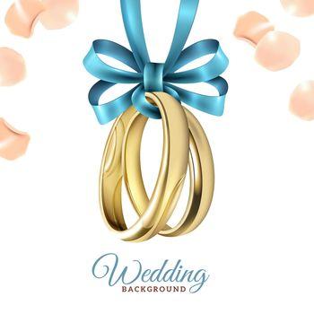 Wedding Realistic Background