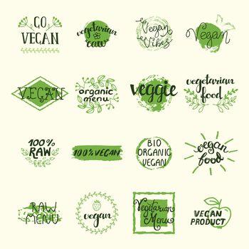 Vegan Elements Set