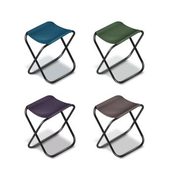 Picnic folding chairs
