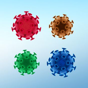 Common virus or bacteria
