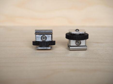 camera hot shoe adapter