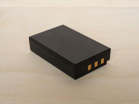 reachargeable Li-ion battery for digital camera