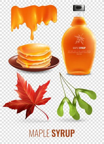 Vermont Maple Syrup Set