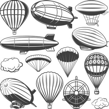 Vintage Airship Collection