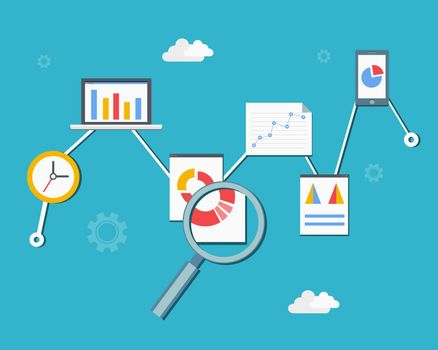 Web statistics and analytics