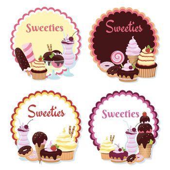 Sweet badges
