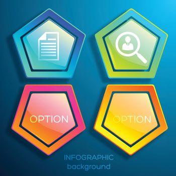 Web Business Infographics