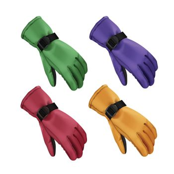 Winter gloves set