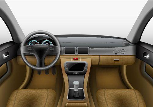 Car Interior Light
