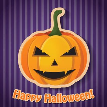 Celebrating Halloween Party Poster